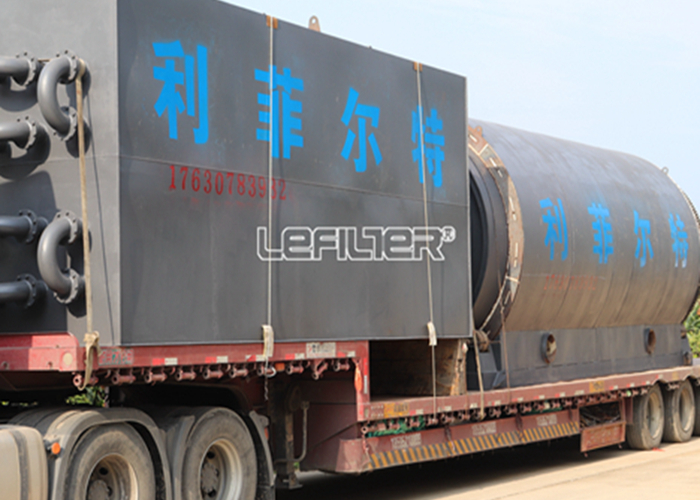 12 Ton Semi-Continuous Working Waste Tyre
